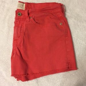 Women's Coral Jean Shorts